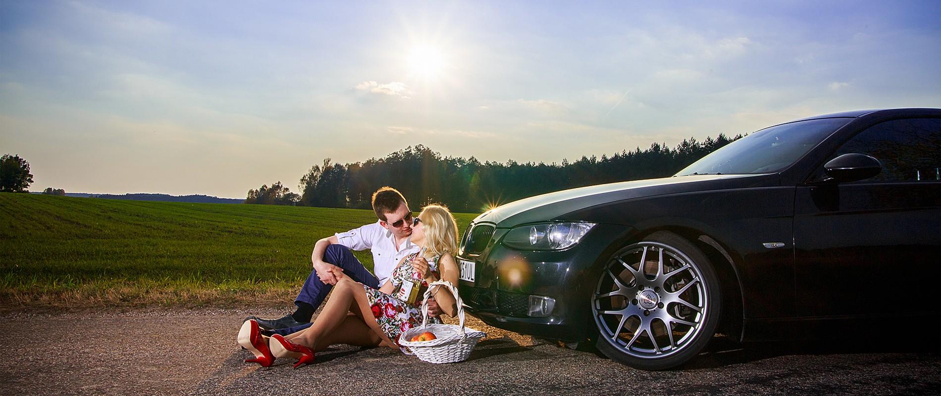 Agnieszka & Michał – Sesja narzeczeńska