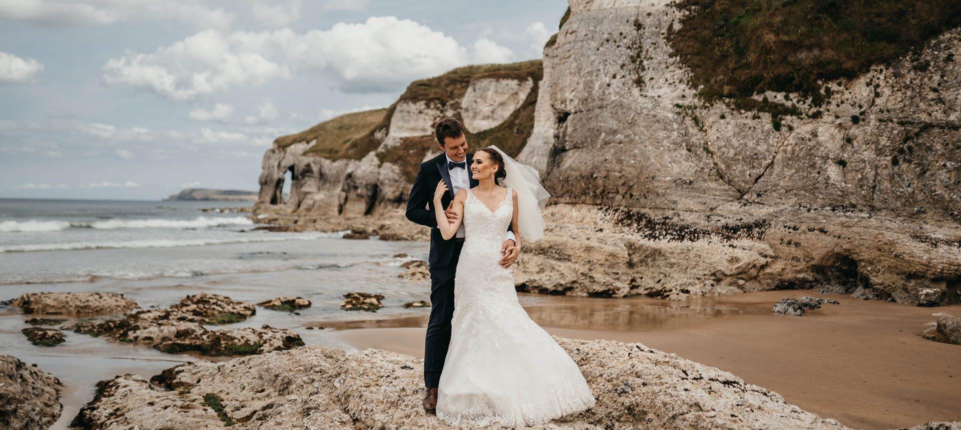Plener Marleny i Tomasza  – Irlandia Północna